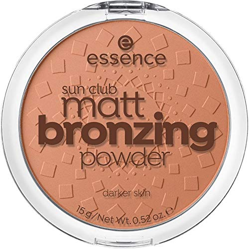 essence | Sun Club Matt Bronzing Powder | 02 Sunny