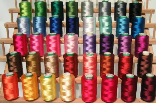 rayon embroidery thread brother - 3