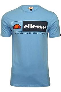 05a824b5 ellesse Men's Cassina T-shirt: Amazon.co.uk: Clothing
