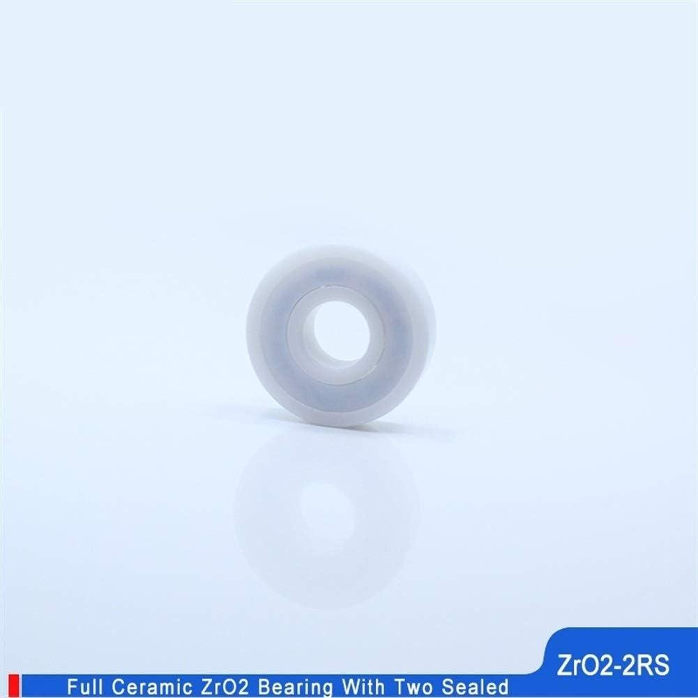 SUOFEILAIMU-PHONE CASE Durable Bearing 1PC 688 688CE Full Ceramic Bearing ZrO2 8x16x5 mm P5 688RS Double Sealed Dust Proof Ceramic Ball Bearings 688 RS 2RS