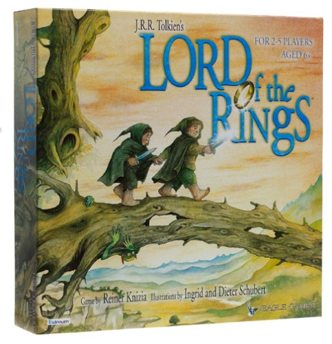 Lord Of The Rings Eagle - Eagle Games Lord of the Rings Children's Board Game