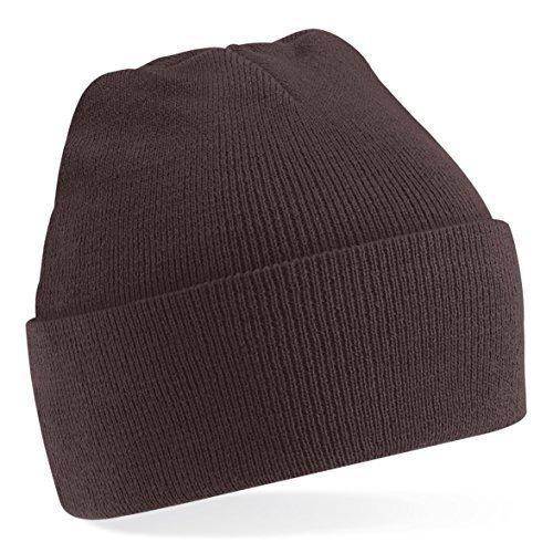 Unisex lana de Tejer de única talla de gorro chocolate Gorro Amarillo Talla moda Colores ShirtInStyle gorro mucho invierno pXPqtwxq