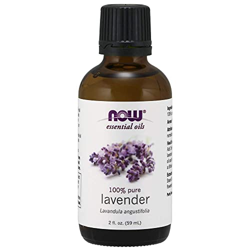 Now Essential Oils, Lavender Oil, 2 Fl. Oz