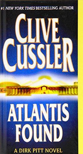 book cover of Atlantis Found