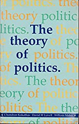 The theory of politics: An Australian perspective