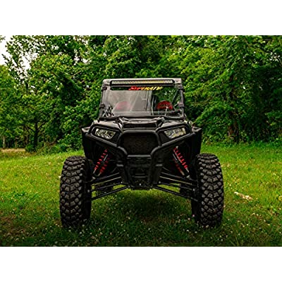 "SuperATV 3"" Lift Kit for Polaris RZR XP 1000/4 1000 (2020+) - Only fits Models with Walker Evans Shocks - Black: Automotive"