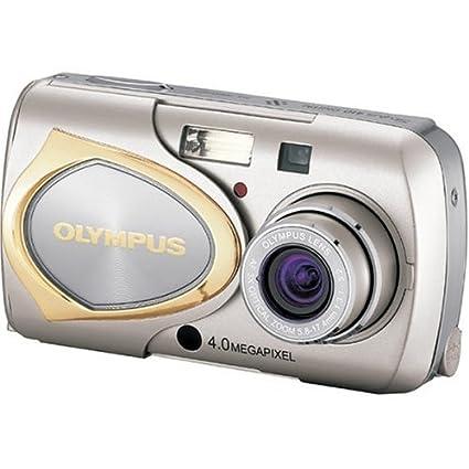 amazon com olympus stylus 410 4mp digital camera with 3x optical rh amazon com Olympus Stylus 35Mm Camera Olympus Stylus TG-830