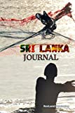 Journal: Sri Lanka 100 page lined ruled notebook