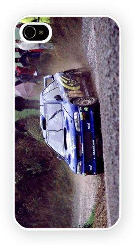 Subaru Impreza WRC 1996, iPhone 5C, Etui de téléphone mobile - encre brillant impression