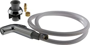 Delta Faucet RP31612 Replacement Hose/Spray, Chrome