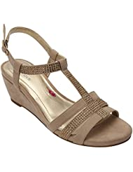 Ros Hommerson Women's Whitney Leather Sandals