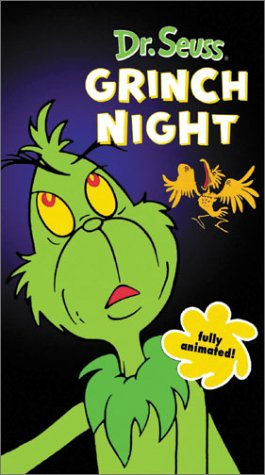 Dr. Seuss - Grinch Night [VHS]]()