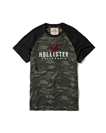 Hollister - Polo - para Hombre Verde Verde Medium: Amazon.es: Ropa ...