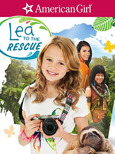American Girl Lea to the Rescue (Doll American Movies)