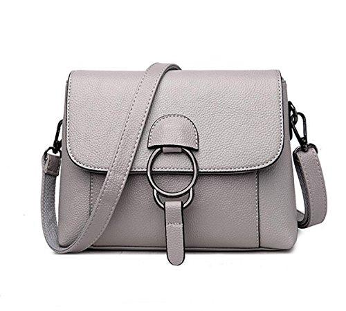 Ms backpack Khaki Crossbody bag LXopr 8 7 5 2 inch PU 1 Bags 10 Shoulder Xqw6XYnU