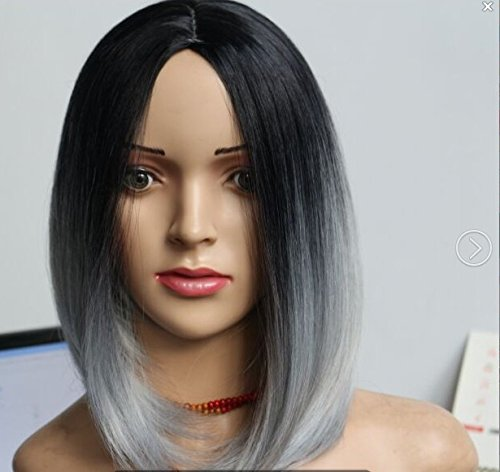 Ombre Short Straight Synthetic Women product image