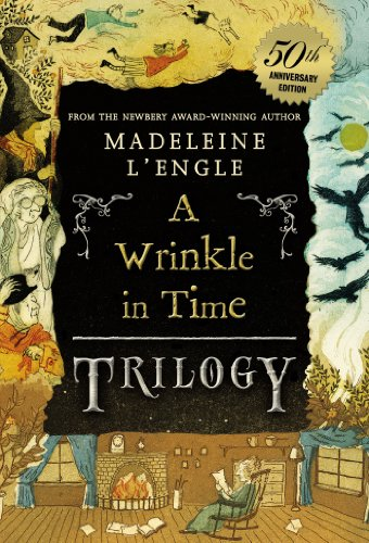 A Wrinkle in Time Trilogy (A Wrinkle in Time Quintet) (Wrinkle In Time Ebook)