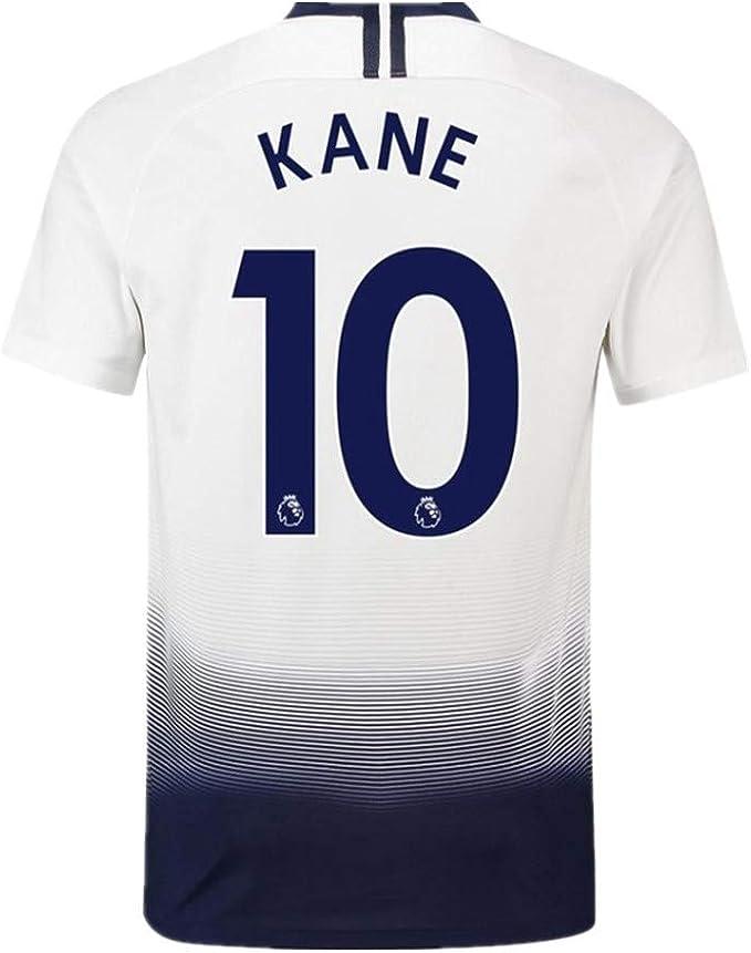 AdriK Tottenham Hotspur #10 Kane 2018-2019 - Camiseta de fútbol ...