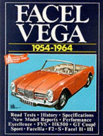 Price comparison product image Facel Vega 1954-64 (Brooklands Road Test Books)