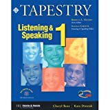 Tapestry Listening and Speaking, Benz, Cheryl and Dworak, Kara, 0838400051