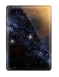 New Ipad Air Case Cover Casing(space Art )