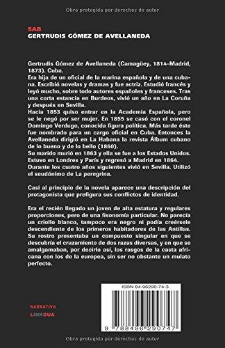 Amazon sab narrativa spanish edition 9788496290747 amazon sab narrativa spanish edition 9788496290747 gertrudis gmez de avellaneda books fandeluxe Gallery