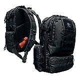 TRU-SPEC Backpack, blk Circadian, Black, One Size