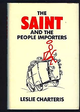 book cover of The Saint and the People Importers