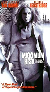 Maximum Risk [VHS]