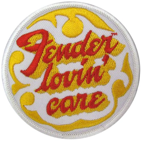 Fender Patch - Fender Lovin' Care Patch