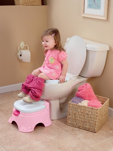Fisher Price Pink Princess Stepstool Potty Buy Online In