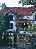 An Unmourned Death, Tess Pendergrass, 1410401030