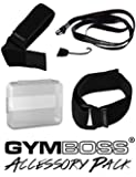 Gymboss Interval Timer and Stopwatch Accessory Pack