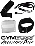 Gymboss Interval Timer Stopwatch Accessory Pack