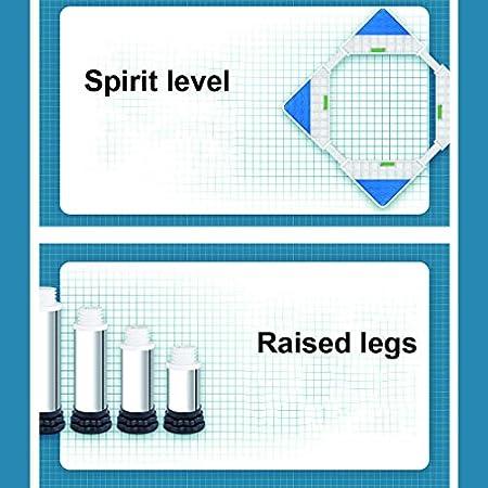Base para Lavadora Ajustable con 4 Ruedas Soporte Nevera Secadora Ajustable Largo 40-74cm Ancho 48-66cm Pedestal para FrigoríFicos, Congeladores Carro para Movil Electrodomesticos