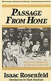 Passage From Home (Masterworks of Modern Jewish Writing Series)
