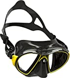 Cressi Air, Premium Scuba Diving Snorkel Mask, Adult - Made in Italy by Cressi