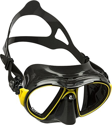 Cressi Air, Premium Scuba Diving Snorkel Mask, Adult - Made in Italy by Cressi by Cressi