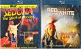 Sedona : The Spirit of Wonder Blu-Ray , Red & White : Gone with the West Blu-Ray : Marias River Massacre in Montana , Custer's Last Stand , Little Big Horn , Sitting Bull , Buffalo Bill - Native American Culture and History 2 Pack : Blu-Ray Gift Set