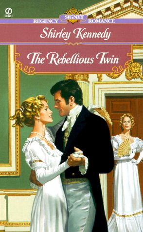 Read Online The Rebellious Twin ebook
