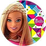 Barbie Sparkle Large Paper Plates (8ct)
