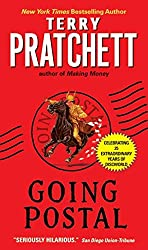 Going Postal (Discworld Book 33)