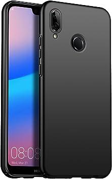 GOGME Huawei P20 Lite Funda, Elegante Carcasa Dura Ultra Delgada ...