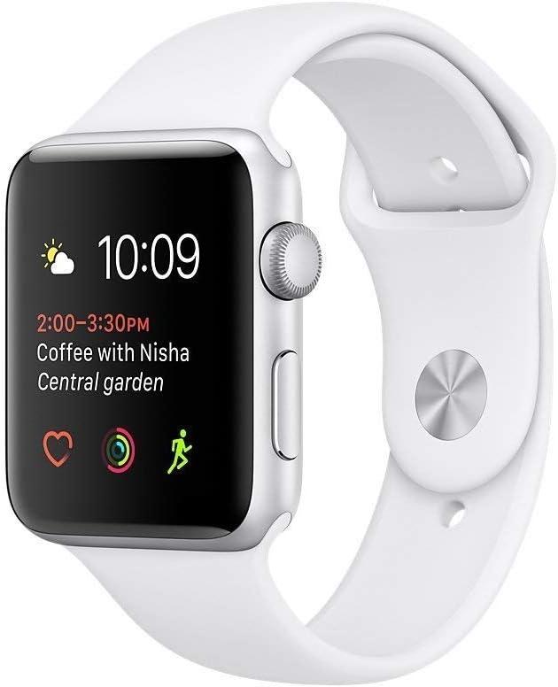 Apple Watch Series 2 Smartwatch 42 mm Gris Espacio, Carcasa de ...