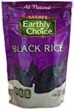 Nature's Earthly Choice All Natural Rice, Black, 14 Ounce