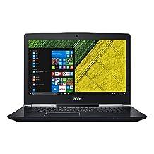 """Acer Aspire V 17 Nitro Black Edition, 17.3"""" Full HD, Tobii Eye Tracking. Intel i7, NVIDIA GeForce GTX1060, 16GB DDR4, 256GB SSD, VN7-793G-709A"""