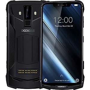 DOOGEE S90 - IP68/IP69K Impermeable Móvil Libre 4G Dual
