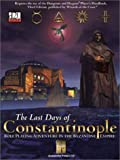 The Last Days of Constantinople, Mike Bennighof, 0970796102