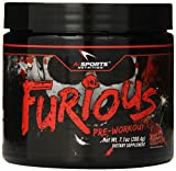 Anabolic Innovations Furious Cherry Bomb, 7.1 Ounce