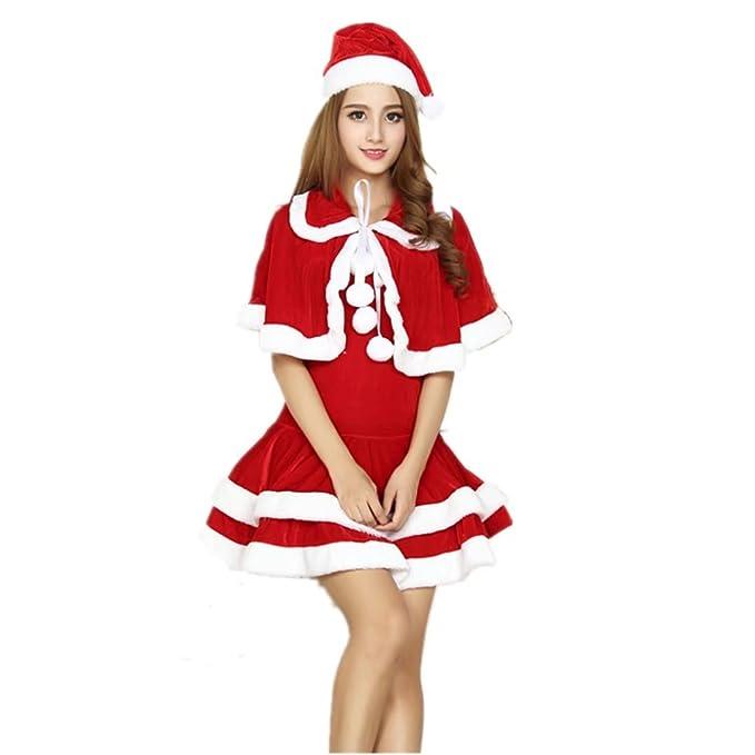 Amazon.com: Halloween Costume nueva Navidad Suit Traje de ...